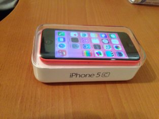 Iphone 5c red (second hand)