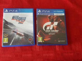 PS4 Need 4 Speed+ get free Grand Torismo