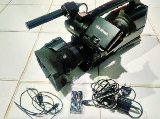 Digital Camera Video Recorder SONY DCR SD 1000E